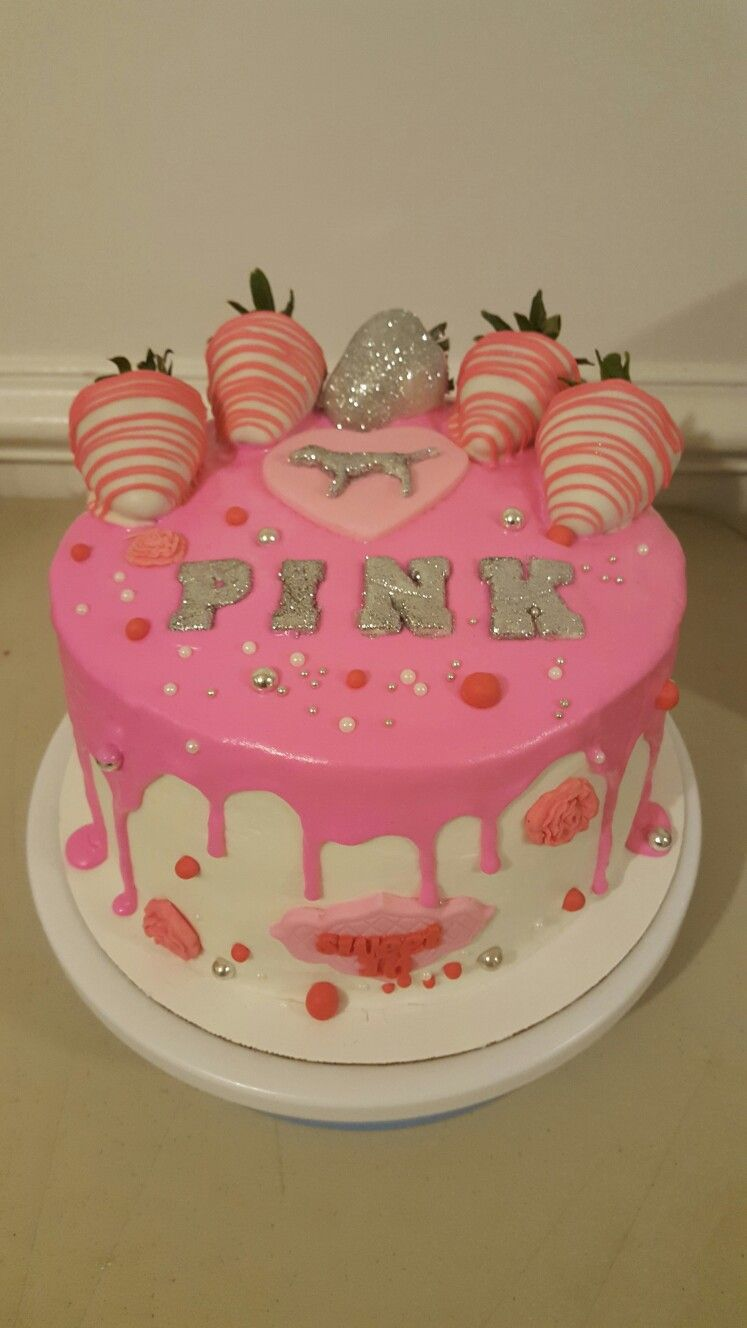 Victoria S Secret Pink Cake Crabapple Approved With Images