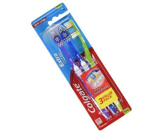 Get A Free Pack Of 3 Colgate Extra Clean Toothbrush! - http://freebiefresh.com/get-a-free-pack-of-3-colgate-extra-clean-toothbrush/