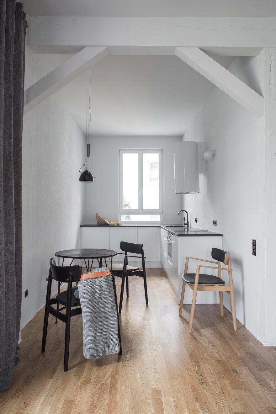 New Holiday Apartment in Międzyzdroje / Studio Loft
