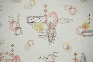 1950's Vintage Wallpaper. A whopping $120 a roll, but how fabulous!!!!