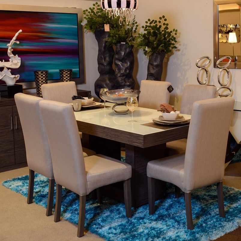 Pin de placencia muebles en comedores pinterest sala comedor decoraciones de casa y comedores Decoraciones de comedores