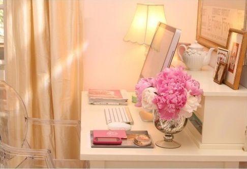 glam desk