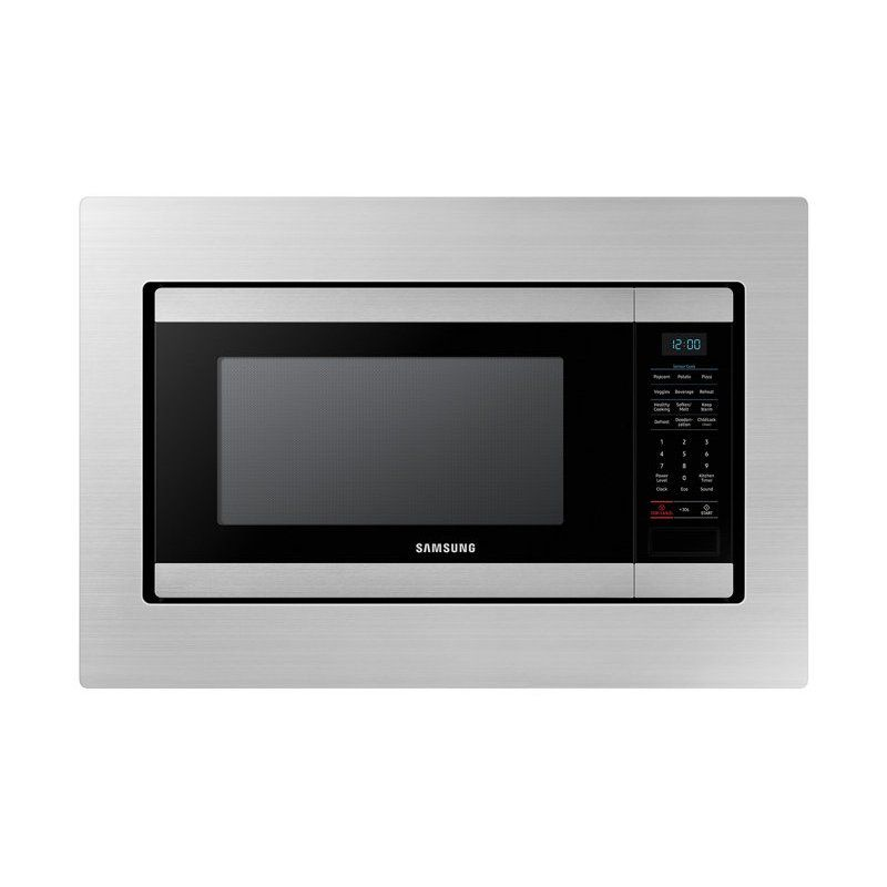 Samsung Microwave Trim Kit 30 Inch Stainless Steel Samsung