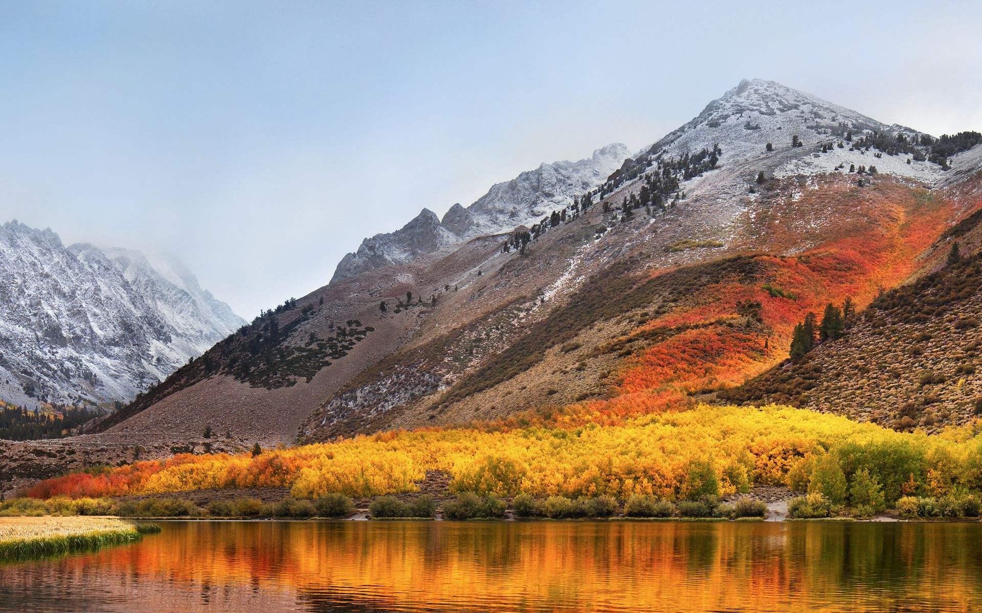 MacOS High Sierra Stock 5k In 1920x1200 Resolution Mac