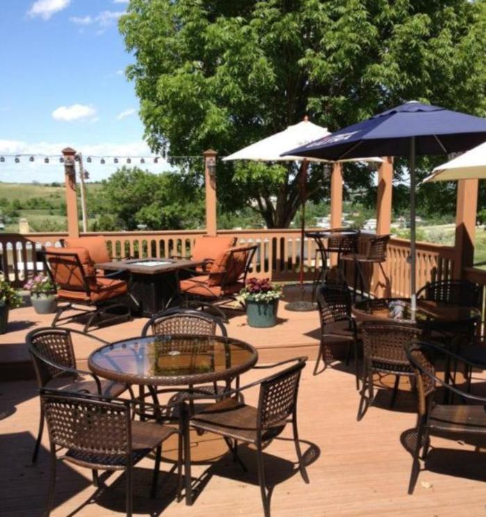 10 Irresistible Restaurants That Define North Dakota Patio Outdoor Furniture Sets Valley City