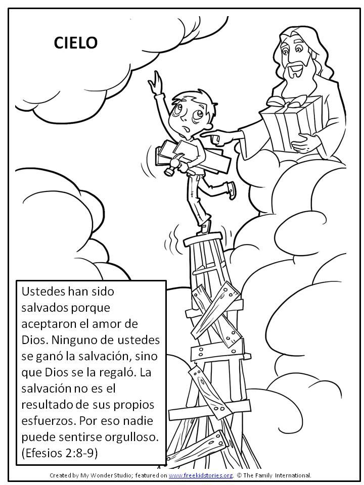 slide42.jpg (720×960) | Catequesis | Pinterest | Paginas para pintar ...