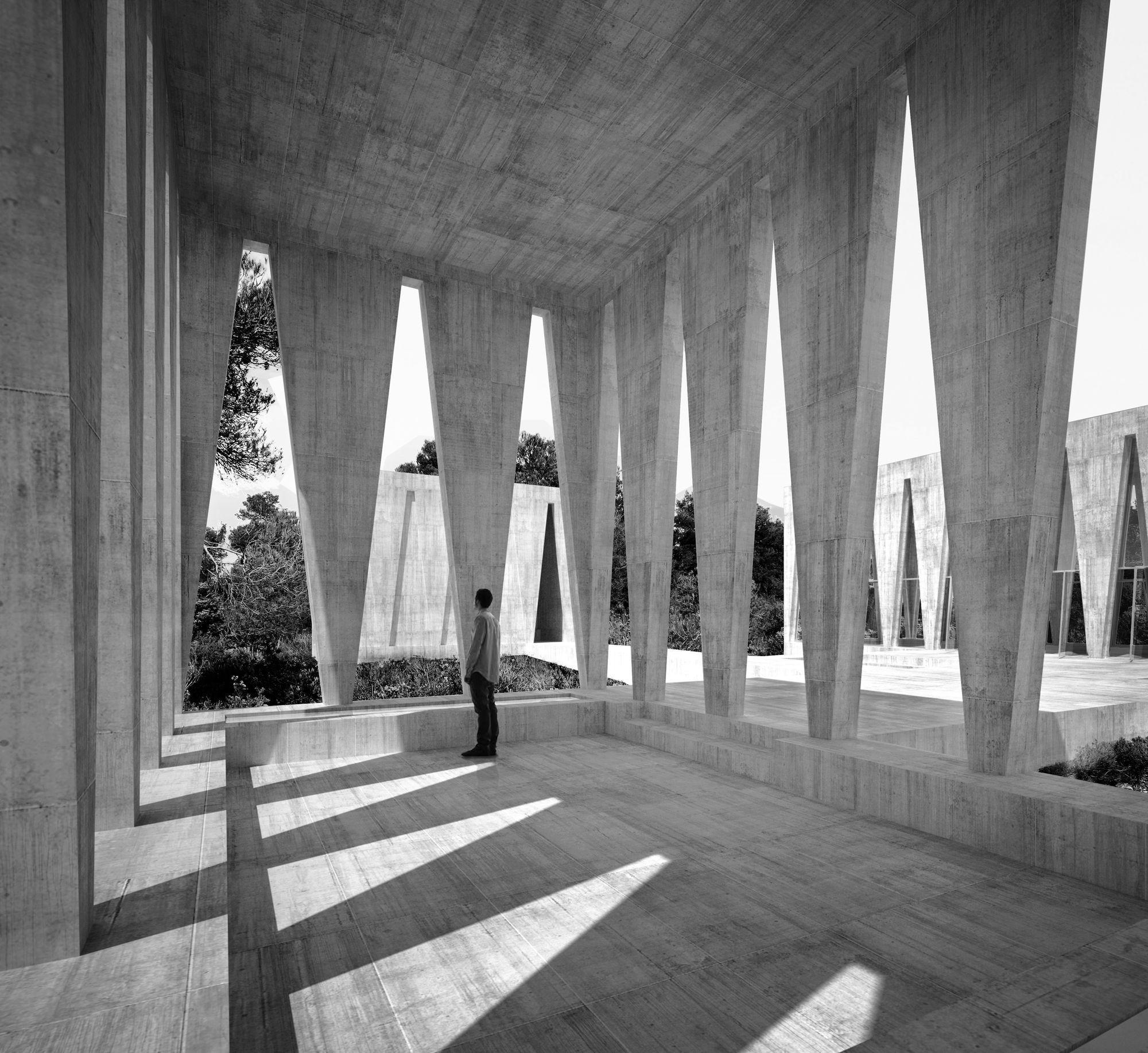 Afficher l 39 image d 39 origine architecture utopique et for Origine architecture