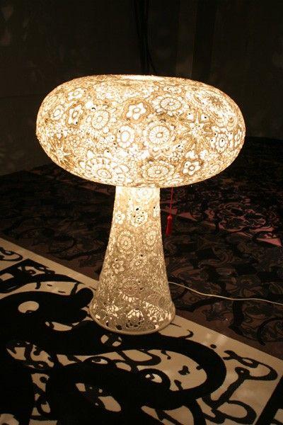 shroom lamp