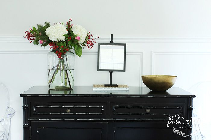 Favorite Things Party Entry Table || Shea McGee Design
