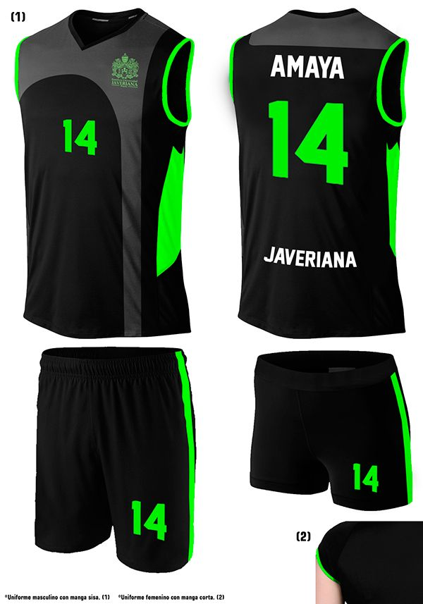 094a3ed997dd51 VOLLEYBALL Kits on Behance