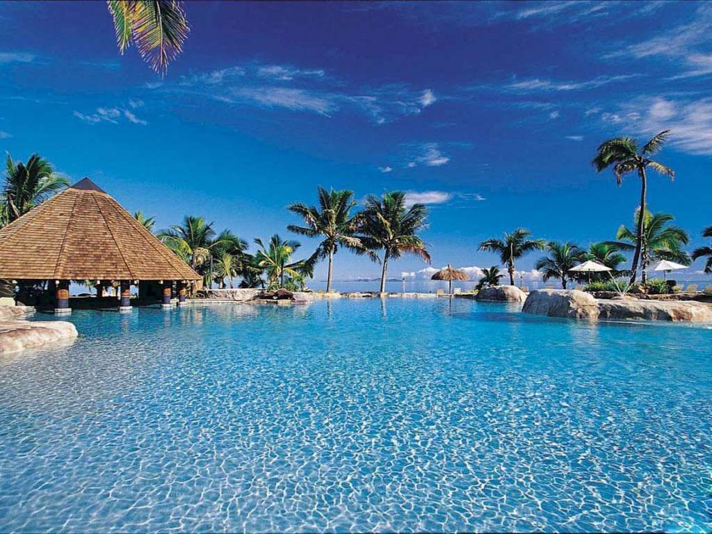Exotic Vacation Locations You Wish Could Win A Trip To Turtle Island Fiji An All Inclusive Resort