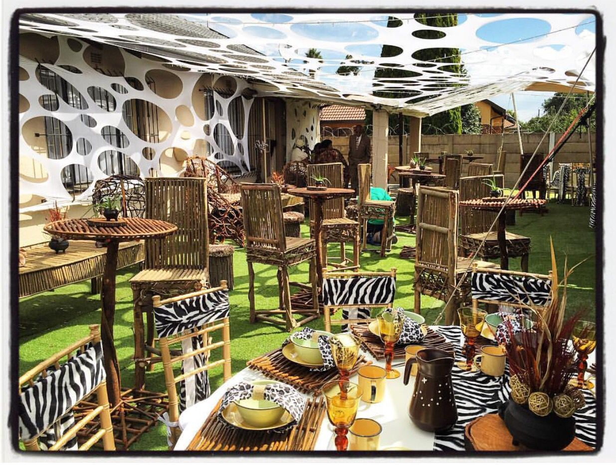 Traditional african wedding decor zulu wedding wedding ideas traditional african wedding decor zulu wedding wedding ideas wedding centerpieces luxurious animal junglespirit Image collections