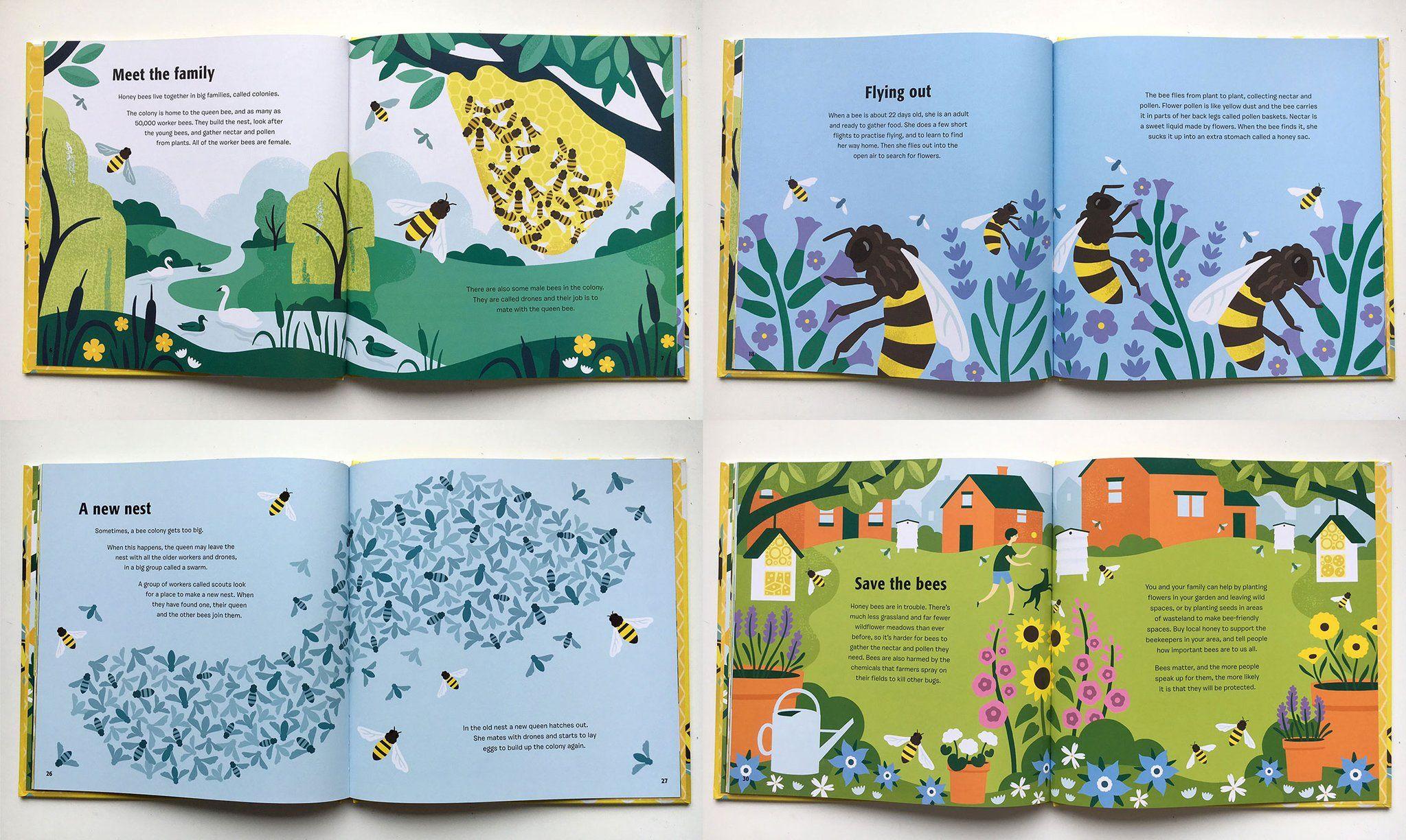 Children Book Illustrations Breathtaking Examples For Inspiration Book Illustration Layout Book Illustration Art Book Illustration