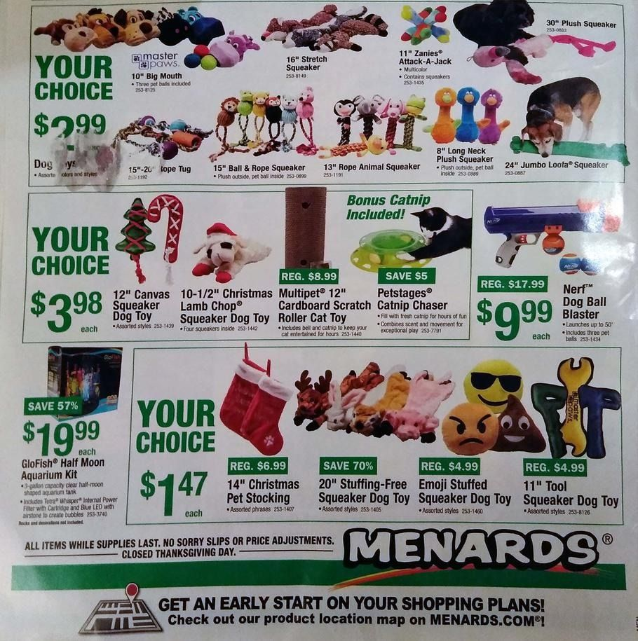 Menards Black Friday 2017 Ads And Deals Find Everything You Need To Get Ready For The Menards Black Friday 2017 Sale Right Here Get The Best Black Friday Deals