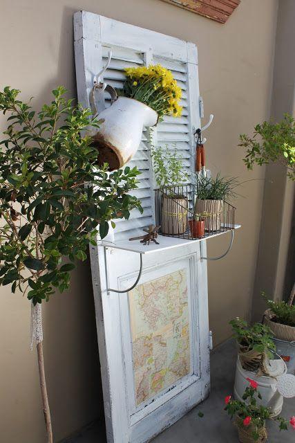 Reciclados decoraci n vintage blog ideas para el hogar for Decoracion vintage reciclado