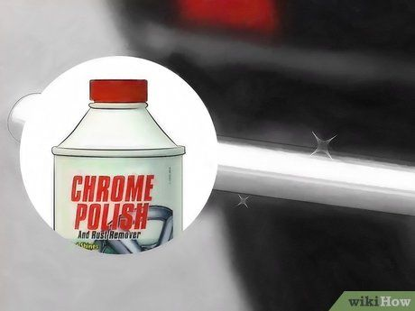 Enlever La Rouille Du Chrome Enlever La Rouille Comment Enlever La Rouille Rouille