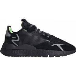 adidas Originals Nite men's sneakers black adidasadidas -  adidas Originals Nite men's sneakers blac...
