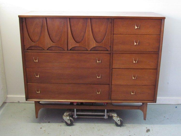 Best Broyhill Brasilia Magna Dresser Mid Century Dresser 400 x 300