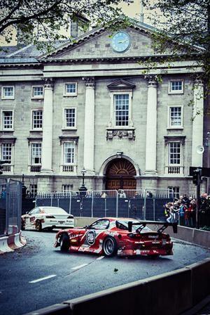  ?   Bavaria City Racing in Dublin, Ireland   by © Patrick...