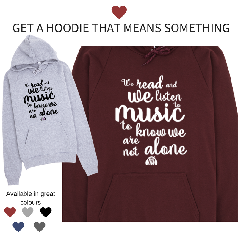 Quotes On The Importance Of Music: Our Hoodies Are Exclusive To Music Talks. Exceptional