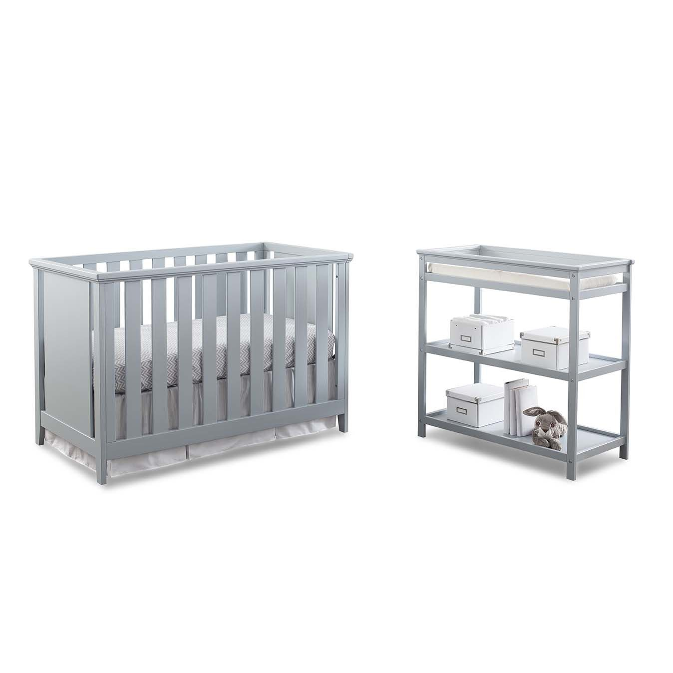 You'll love the Casey 3-1 Convertible 2 Piece Crib Set at ...
