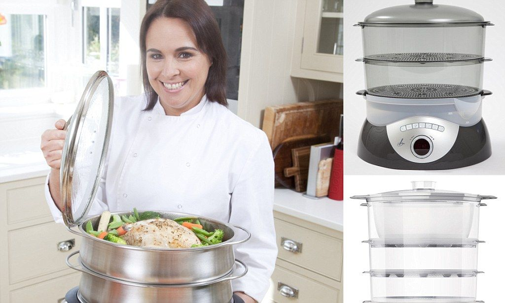 They're outselling microwaves - but which steam cookers are really hot stuff? Our crafty cook puts them to the test...