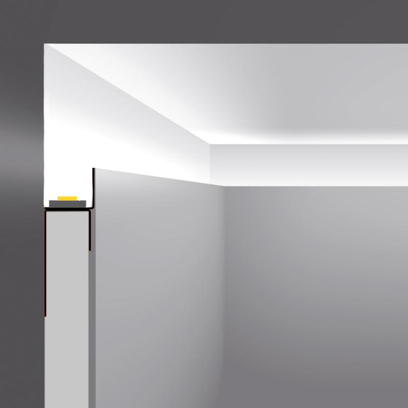 Product led leuchten led lights proled mbnled for Indirect lighting ideas interior design