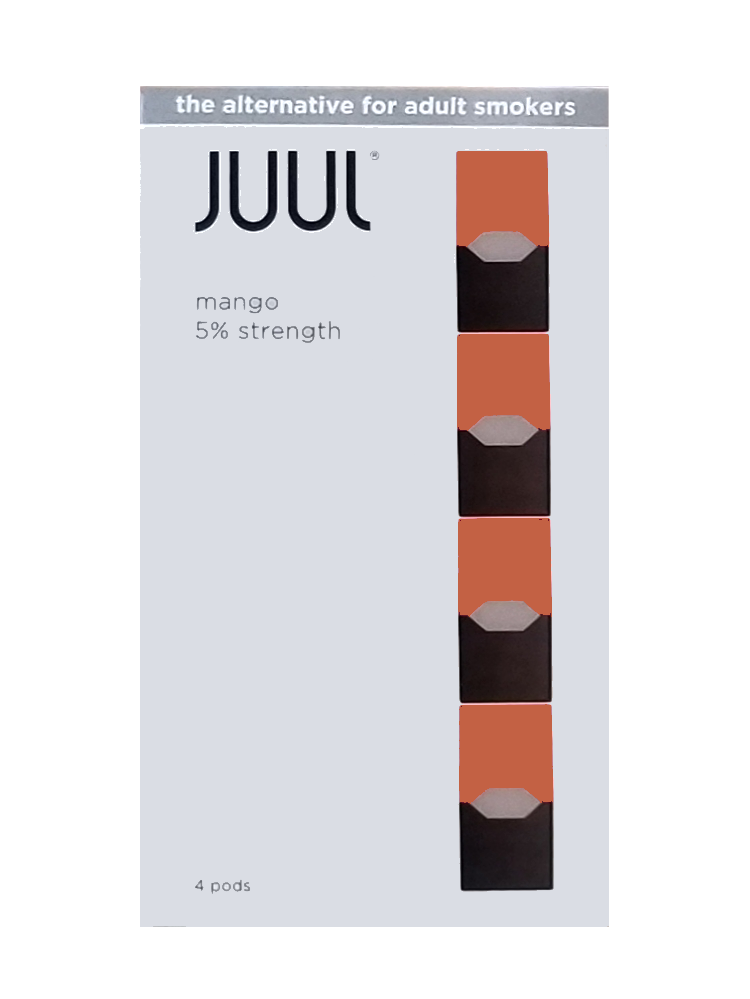 Mango Juul Pre Filled Cartridge Pods