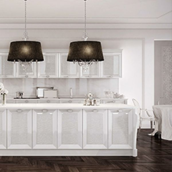 The Olympia kitchen range by Berloni Kitchens, is an earnest tribute ...
