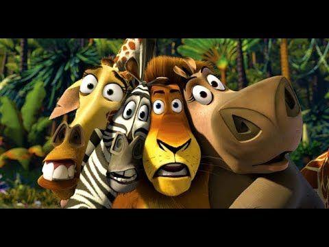 Ver Pelicula Madagascar 1 Pelicula Completa En Espanol Latino Mejores Momentos Youtube Filme Madagascar Emojis Filmes