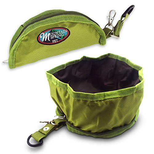 Mountain Spring Pet - Collapsible Travel Dog Bowl Mountain Spring Pet http://www.amazon.com/dp/B01AGRGUAK/ref=cm_sw_r_pi_dp_lAoQwb19QX6AQ