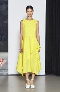 Yellow 38Marimekko Spring 2018 Fashion Summer Dress Alfrina SqzMVLGUp