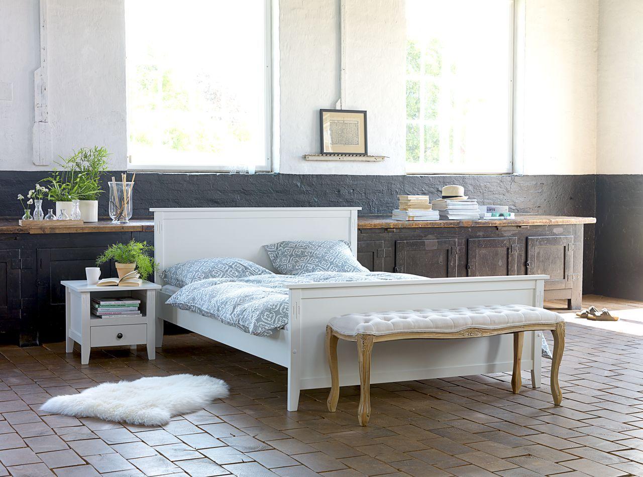 10x Nachtkastje Slaapkamer : Aulum bedframe alum nachtkastjes jysk jysk slaapkamer slaap