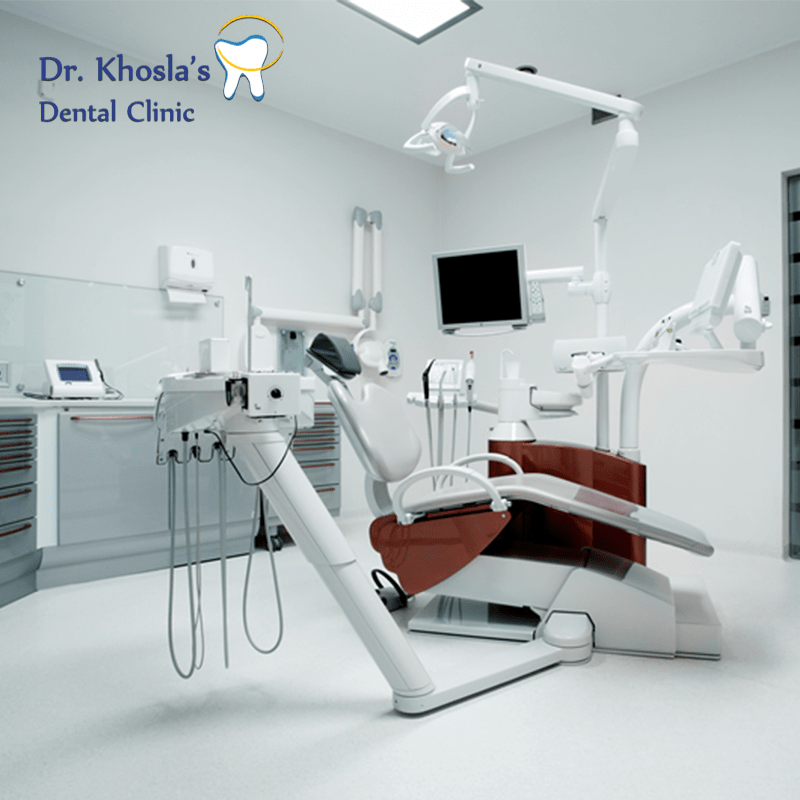 dr khosla s dental clinic is a one of reputed multispeciality