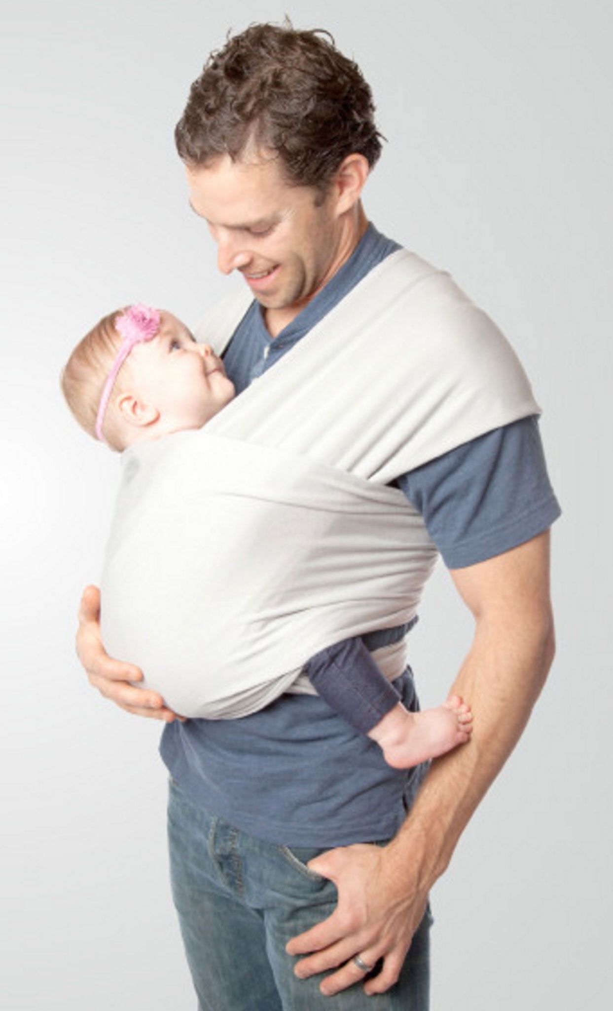 cc911db78ac The Original Moby Wrap - Bamboo. Moby Wrap Evolution Baby ...