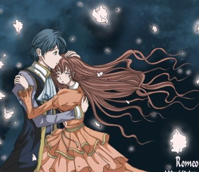 Romeo And Juliet Anime Romeo And Juliet Anime Anime Images