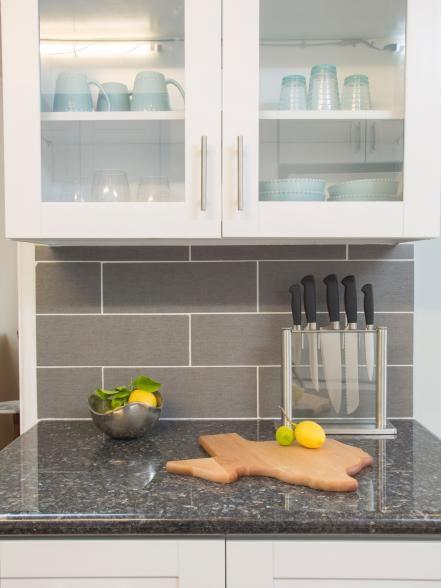Team Drew: Kitchen, After … | Kitchen backsplash photos ...