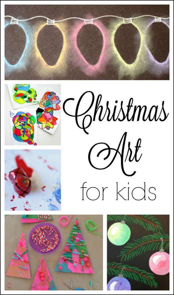 Christmas Preschool Art Projects.Christmas Art For Kids Classroom Christmas Art For Kids