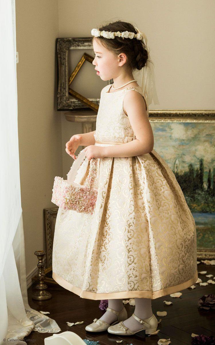 094bc9244df49 子供ドレス エレガントドレス (子供服 女の子 キッズ 子ども フォーマル 120 130 140 150 cm 発表会 結婚式 コンクール パーティー ドレス…