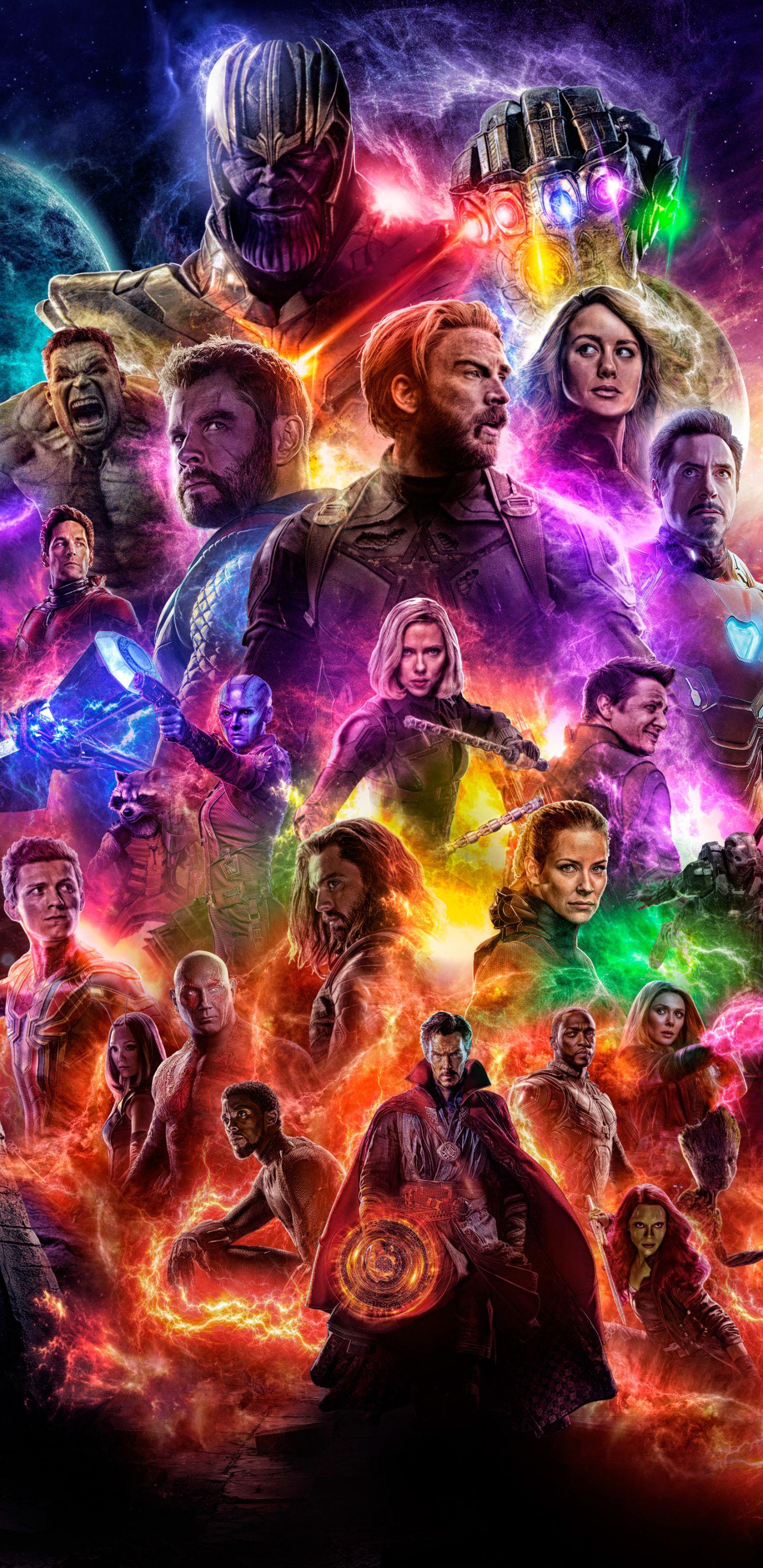 Avengers Endgame Fond D écran Pour Cellulaire 81