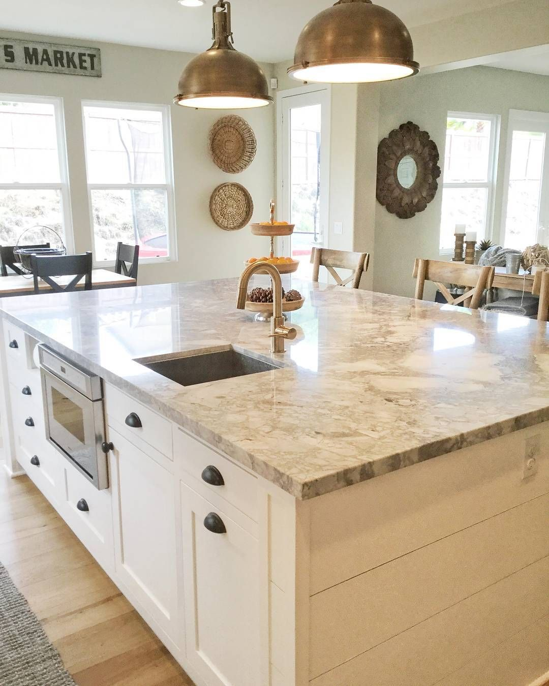 Cottage Kitchen Countertops: Pin By Little Yellow Cottage On ***Cozy Cottage Kitchens