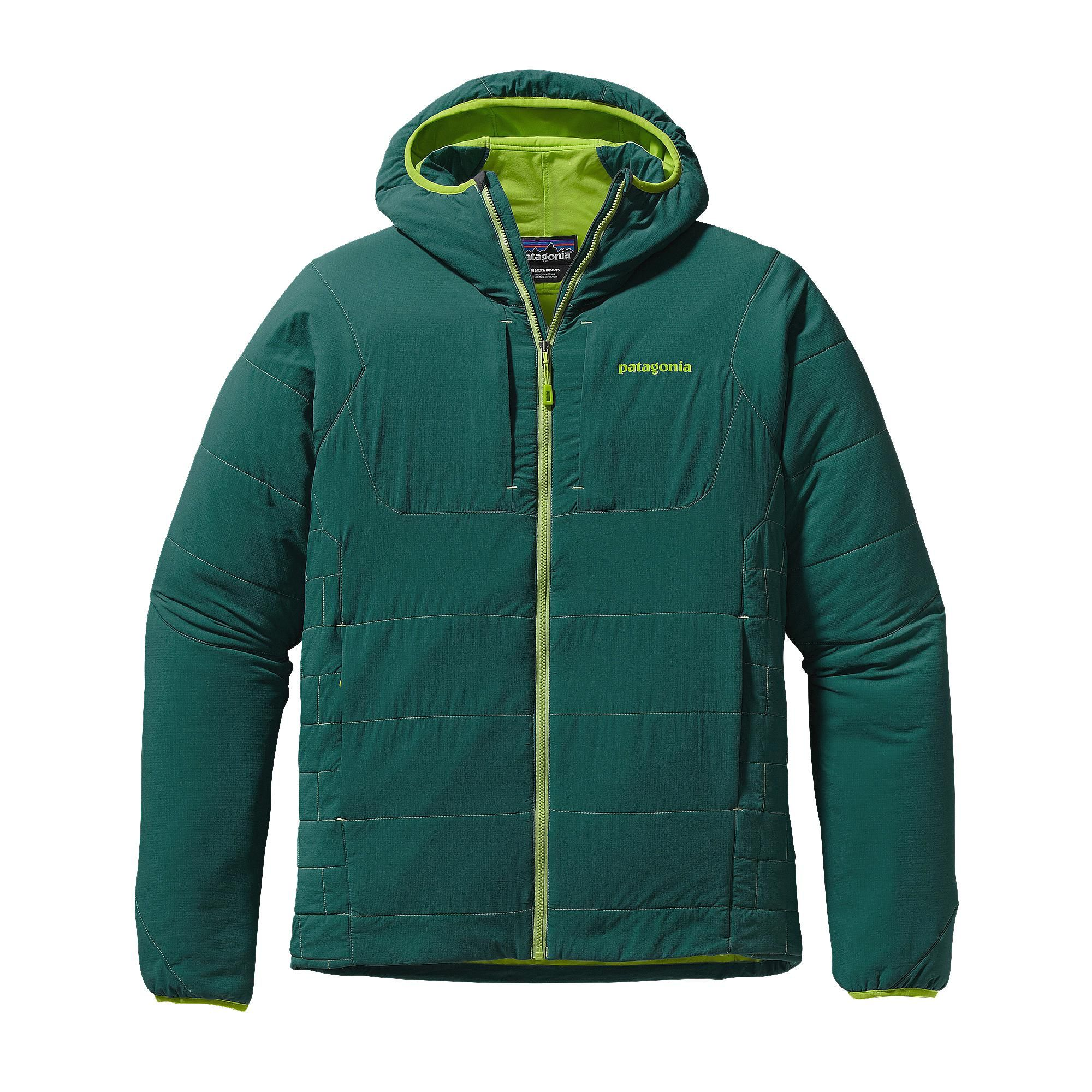 From trailhead to summit and back, the new Men's NanoAir