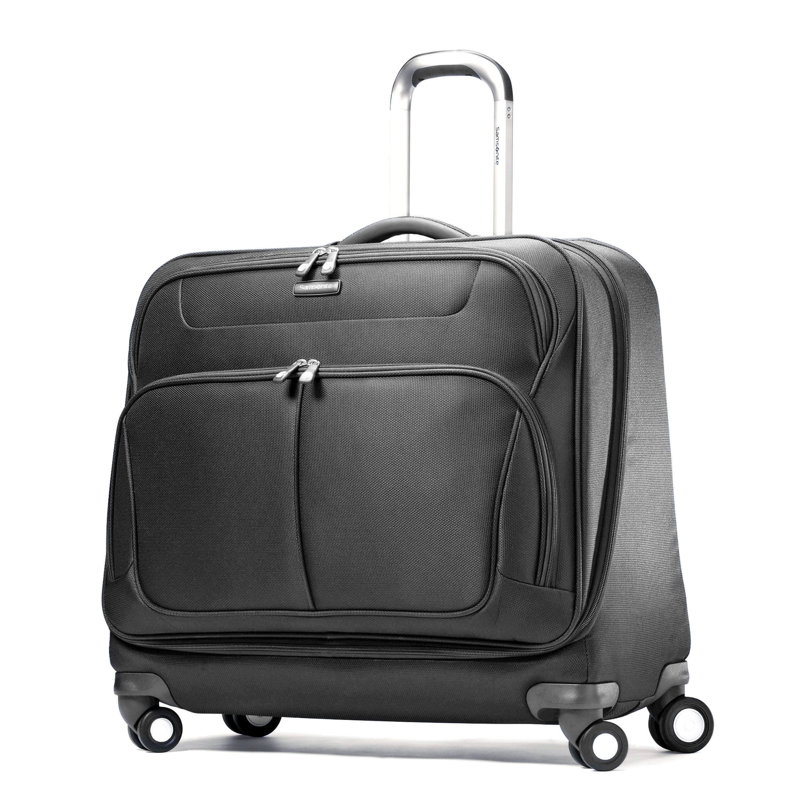 Samsonite Hypere Spinner Garment Bag Grey Exclusive