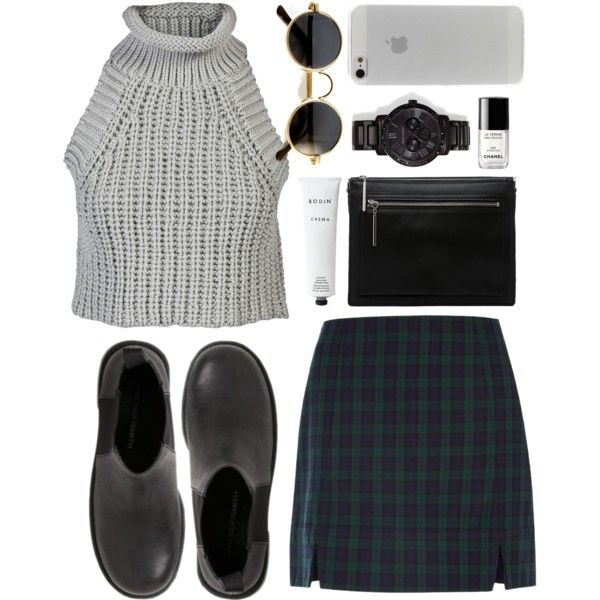 """""""tartan princess"""" by inescapable on Polyvore"""
