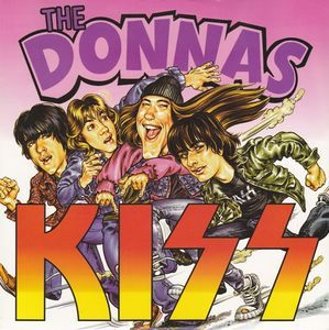 I First Heard Thedonnas From Their Cover Of Strutter By Kiss On The Moviesoundtrack Detroirockcity Going To Do A Detroit Rock City Kiss Band Hot Band