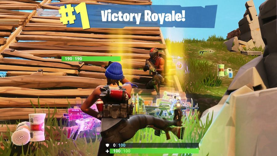 Now Download Fortnite For Free And Cherish Your Free Time