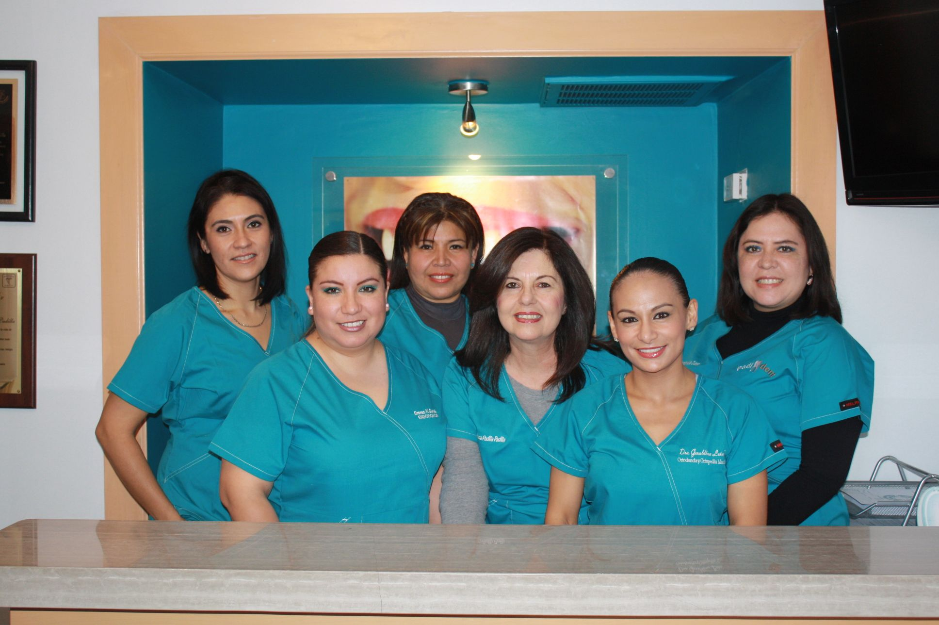 Padident is a fullservice dental practice, conveniently