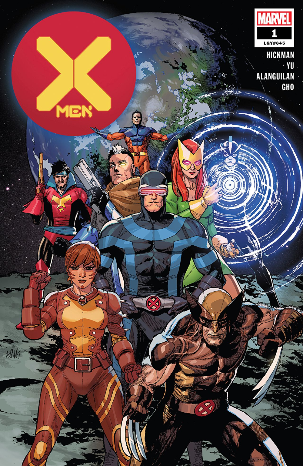X Men 2019 1 Comics By Comixology In 2020 X Men The New Mutants Marvel