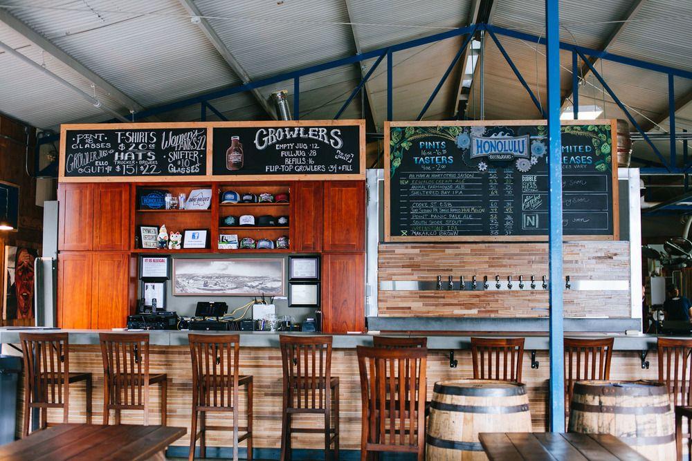 Honolulu BeerWorks(画像あり)