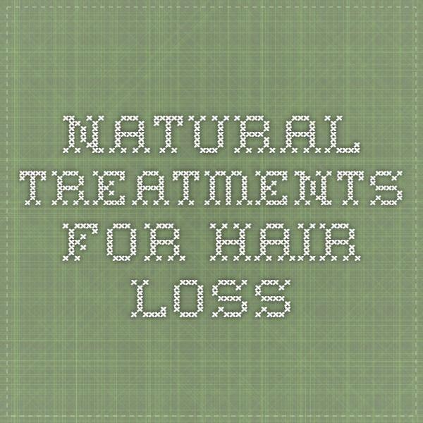 Natural Treatments for Hair Loss #hairlossremedymen #hairlosshomeremedies #naturalhairlossremedy
